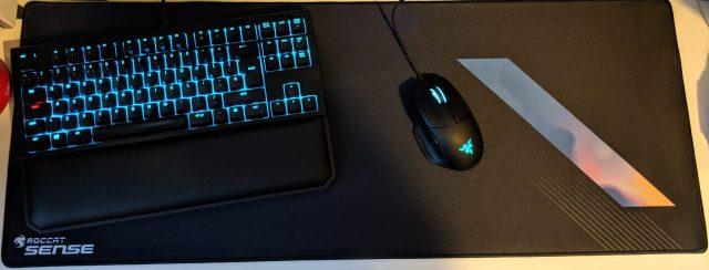 ROCCAT Sense XXL mousepad
