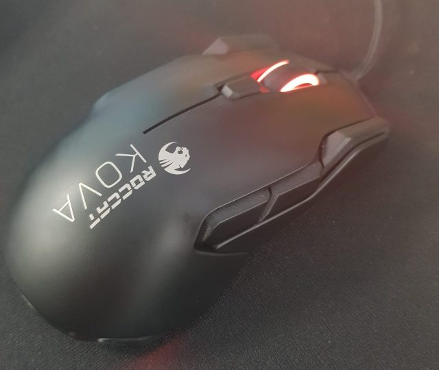 2dd504c69c0 Roccat Kova Aimo Gaming Mouse Review – Ambidextrous Gamer's Dream