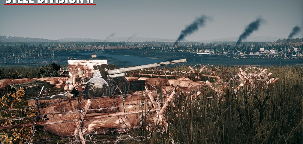 Steel Division II PC Review - World War II Rolls Heavy Into Town