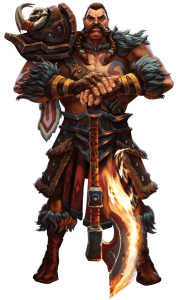 Pagan Online -Kingewitch, The Juggernaut