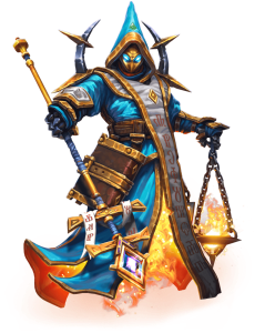 Pagan Online -Lukian, The Arcane Priest