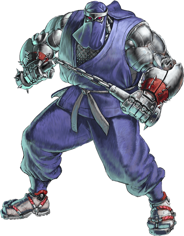 THE NINJA SAVIORS - Return of the Warriors
