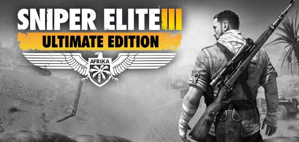 Sniper Elite III Ultimate Edition banner
