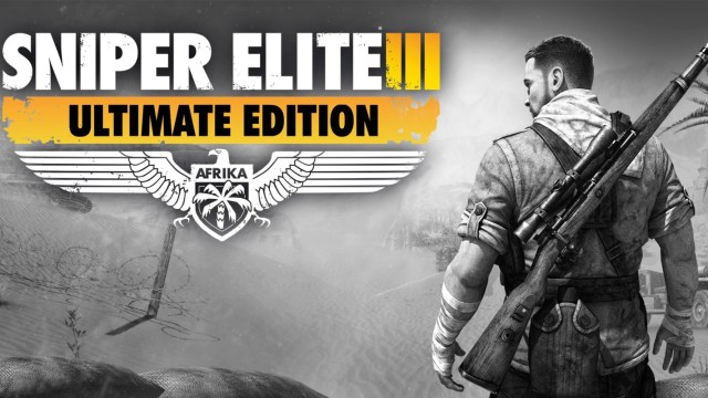 Sniper Elite III Ultimate Edition banner