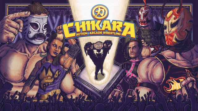 CHIKARA: Action Arcade Wrestling