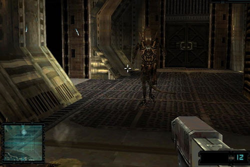 Alien Resurrection PSone