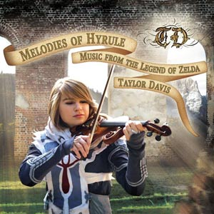 Taylor Davis - Melodies of Hyrule