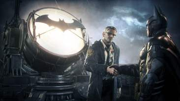 Batman: Arkham Knight - Screen 1