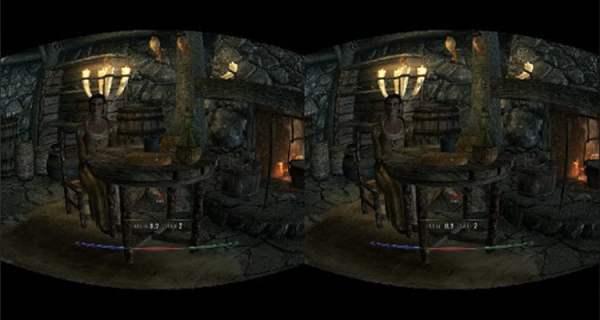 Oculus Skyrim