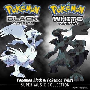 Pokemon Black & White Soundtrack