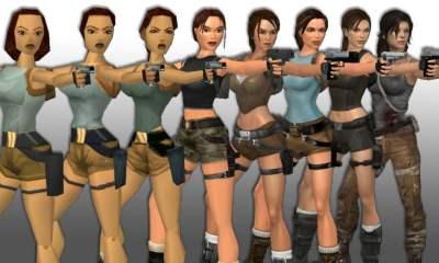 Lara Croft Evolution