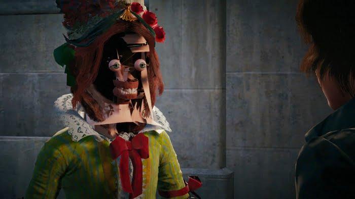 Assassin's Creed Unity bug