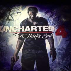 E3 2015 - Uncharted 4 poster