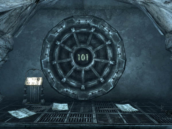 Fallout Vault 101
