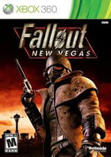Fallout New Vegas box art