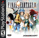 Final Fantasy IX box art