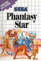 Phantasy Star box art