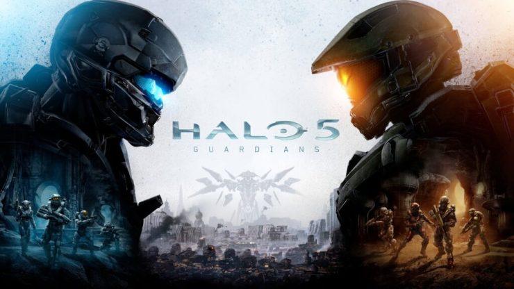 Halo 5: Guardians poster teaser