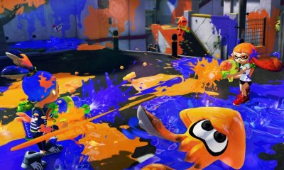 Splatoon Direct announcement