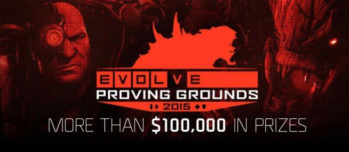 Evolve ESL tournament