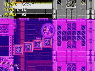 Sonic the Hedgehog - Chemical Plant Zone