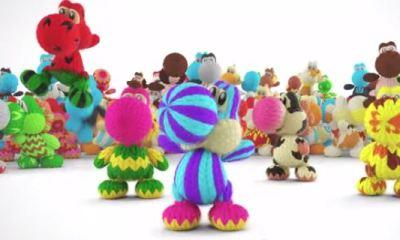 Yoshi's Woolly World Amiibo