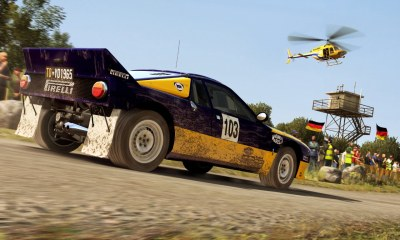 DiRT Rally Lanica 037 Evo 2