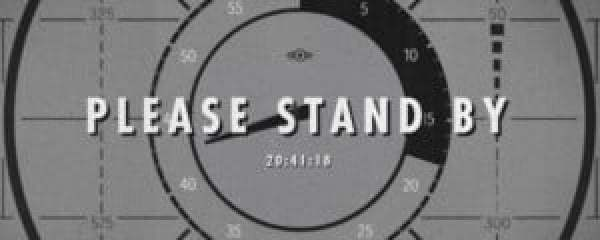 Please Stand By... for Fallout 4?