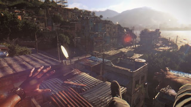10 Best-looking games of 2015 - Dying Light