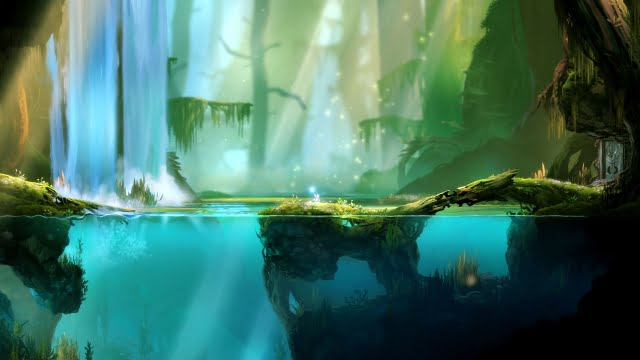 10 Best-looking games of 2015 - Ori and the Blind Forest