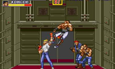 3D Streets of Rage II out now on Nintendo eShop