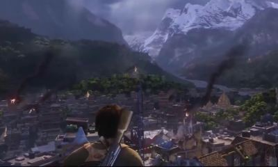 Uncharted HD remaster graphics comparison