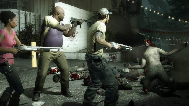 10 best zombie games - Left 4 Dead 2