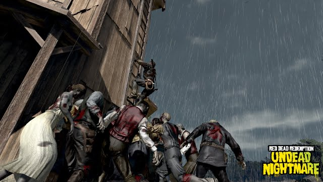 10 best zombie games - Red Dead Redemption Undead Nightmare