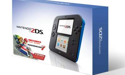 Nintendo 2DS price reduction