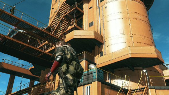 Metal Gear Solid V: The Phantom Pain - Mother Base