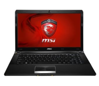 Best lightweight gaming laptop - MSI GS30