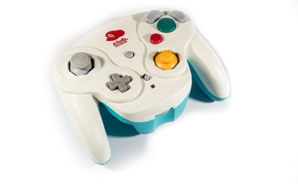 Nintendo Gamecube - Wavebird Club Nintendo Edition