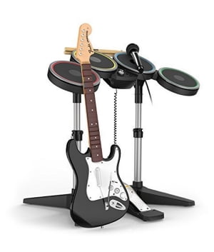 Rock Band 4 game-only edition comes without peripherals