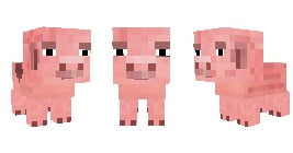 Should I play Minecraft Story Mode? Reuben the pig