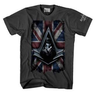 Assassin's Creed Syndicate t-shirts – Flag
