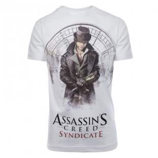 Assassin's Creed Syndicate t-shirts - Jacob Gauntlet
