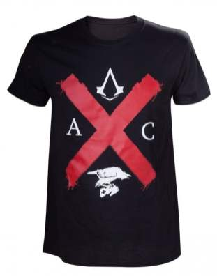Assassin's Creed Syndicate t-shirts – Rook