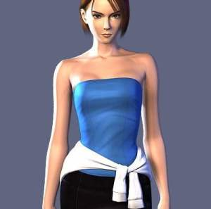 video game halloween costume ideas - jill valentine