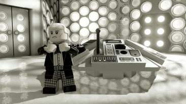 LEGO Dimensions Doctor Who - 1st Doctor