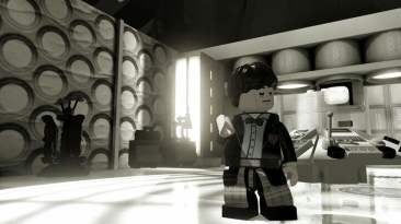 LEGO Dimensions Doctor Who - 2nd Doctor