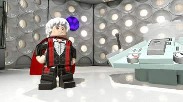 LEGO Dimensions Doctor Who - 3rd Doctor