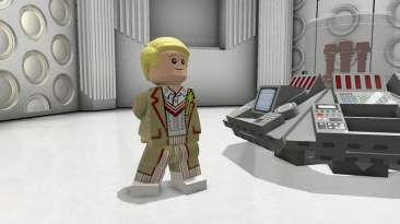 LEGO Dimensions Doctor Who - 5th Doctor