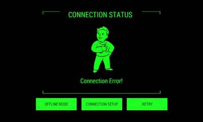 PipBoy app can't connect to to Fallout 4