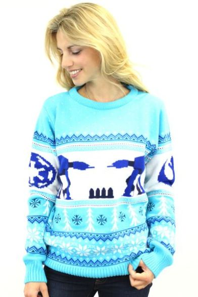 Best gaming Christmas Jumpers – Star Wars Hoth